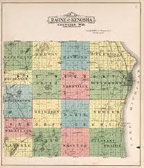 Kenosha Map Notes