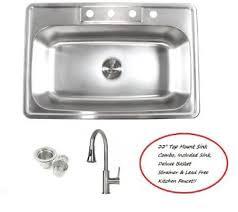 Single Bowl Kitchen Sink Top Mount Cheap Sink Top Mount Find Sink Top Mount Deals On Line At Alibaba