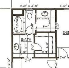 Jack And Jill Bathroom Plans Floor Plans Aflfpw19120 1 Story French Country Home With 4