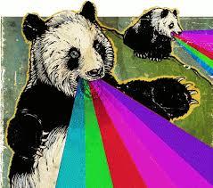 Psychedelic Meme - gif lol funny haha trippy rainbow disney wtf drugs weed lsd