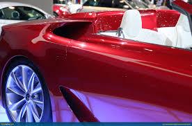 lexus cars melbourne ausmotive com mims 2009 u2013 lexus lf a roadster