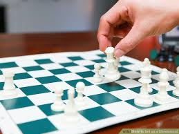 how to set up chess table the easiest way to set up a chessboard wikihow