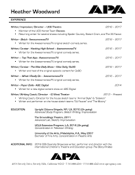 writing an acting resume resume heather woodward s website click here to download acting resume click here to download writing directing resume
