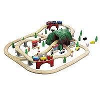 Imaginarium Train Set With Table 55 Piece Grand Central Station Train Set U0026 Table Sam U0027s Club