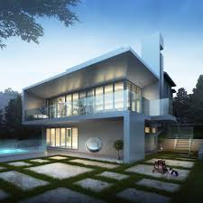 detached housing residential architectural design project ozac