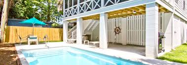 house with pools tybee island vacation rentals with pool tybee vacation rentals