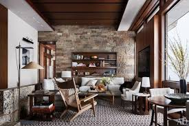 Ski Lodge Interior Design Mountain Home Rustic Decor Wood Cabin