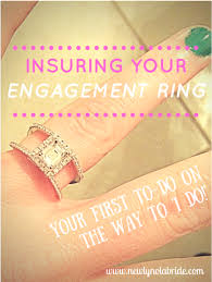 insuring engagement ring engagment ring insurance your priority after getting
