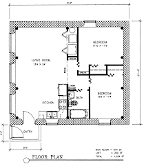 apartments low income house plans bedroom affordable house plans
