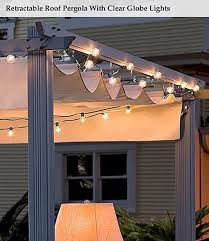 Retractable Pergola Awnings by For Mom Adjustable Retractable Pergola U2013 A Wonderful Treat For
