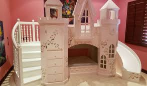 Princess Bunk Bed With Slide Consider Certain Points Before A Bunk Bed Selection