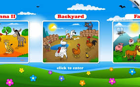 kids animal word puzzles android apps on google play