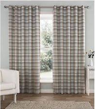 Whitworth Duck Egg Lined Curtains Curtina Curtains And Pelmets Ebay