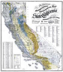 San Jose California Map Cgs History Geologic Maps Of California