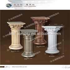 Roman Home Decor Decorative Exterior Columns For House House Decor