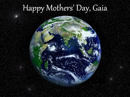 mothers earth happy mothers day gaia earth sun