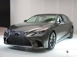 2017 lexus ls 500 redesign top cars from naias 2017 u2013 carfixtips