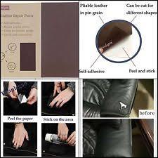 Leather Repair Kits For Sofa Leather Repair Kit Ebay