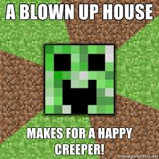 Creeper Meme Generator - image 88819 minecraft creeper know your meme