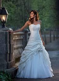 robe de mari e princesse pas cher robe de mariée bustier robe de mariée