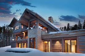 winter warmth in a fabulous montana mountain retreat 2015 a contemporary mountain retreat surrounded by montana wilderness