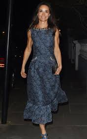 taking style tips from her big sister pippa middleton dazzles in