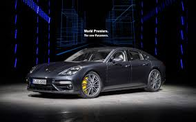 porsche panamera turbo 2017 wallpaper 2017 porsche panamera faster more efficient and more