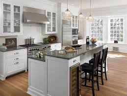 Island Style Kitchen Island Style Kitchen Traditional With Glass Front Cabinets Lighted