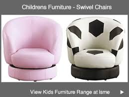 childrens seating pink swivel chair kids football chairs tub seat