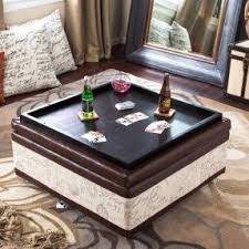 coffee table ottomans foter