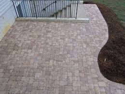 Cost Of A Paver Patio Fresh Stunning Paver Patio Average Cost 24222
