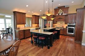 kitchen designs with granite countertops kitchen remodel designs laminate wood floor wood bar stool round