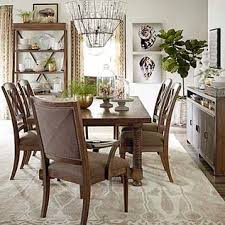 Rectangle Dining Table - Bassett dining room