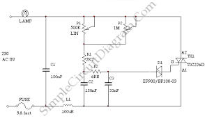 light dimmer circuit page 5 light laser led circuits next gr