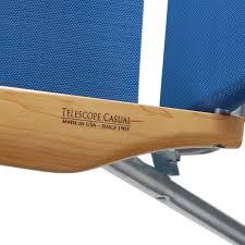 highboy chair telescope casual light n easy high boy folding aluminum chair with
