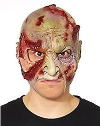 Zombie Mask Zombie Mask Zombie Halloween Mask Spirithalloween Com