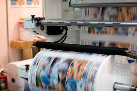 custom printing paper roll products