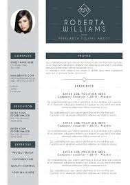 resume on indesign resume for study