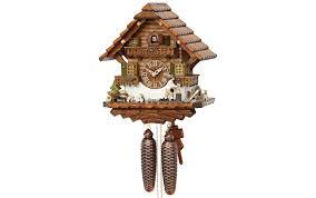 Buy Clock by Cuckoo Clock Chalet Style 32cm By Hekas Blackforest U0026 Beyond