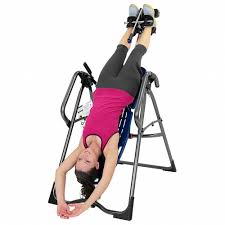 body bridge inversion table teeter ep 970 ltd inversion table with healthy back classes dvd