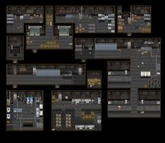Minecraft House Blueprints Layer By Layer by The Screenshot Topic Returns Topic Rpgmaker Net