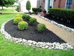 Gravel Backyard Ideas Colored Gravel Landscaping Ideas Pea Gravel Landscaping Ideas