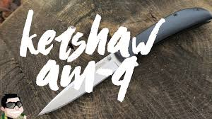 kershaw am 4 al mar designed knife giveaway youtube