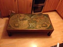bombay trunk coffee table map coffee table coffee old world map coffee table on interior