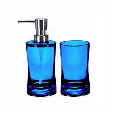 Modern Bathroom Soap Dispenser by Amazon Com Bathroom Soap Dispenser Set 2 Pieces Liquid Soap