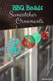 bbq suncatcher craft idea club chica circle where crafty