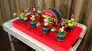 mr christmas mickey u0027s marching band youtube
