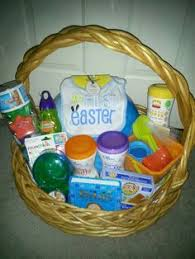 baby easter basket baby s easter basket holidays easter baskets