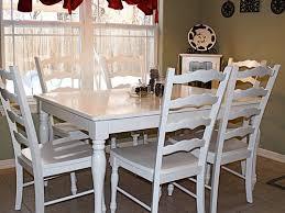 amazing white farmhouse kitchen tables my home design journey