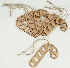 wooden ornaments ebay